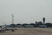 Hong Kong International Airport Airfield