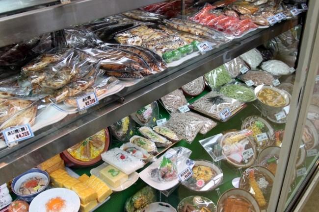 Plastic Food at Kappabashi Market Tokyo