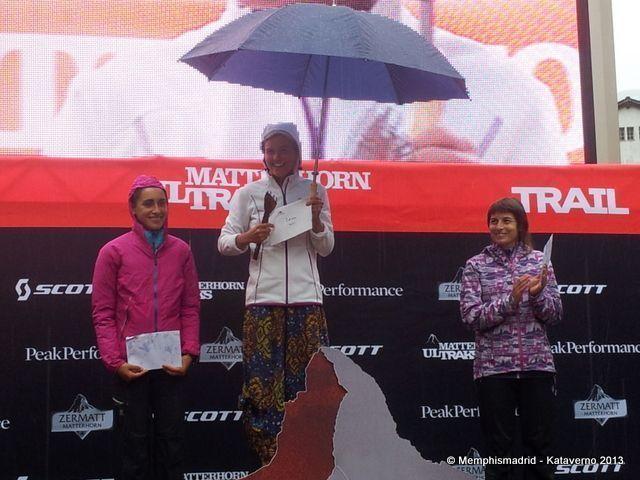 Trofeo ganador Ultraks