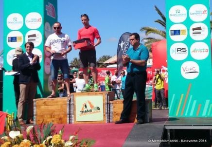 podio maraton  masculino