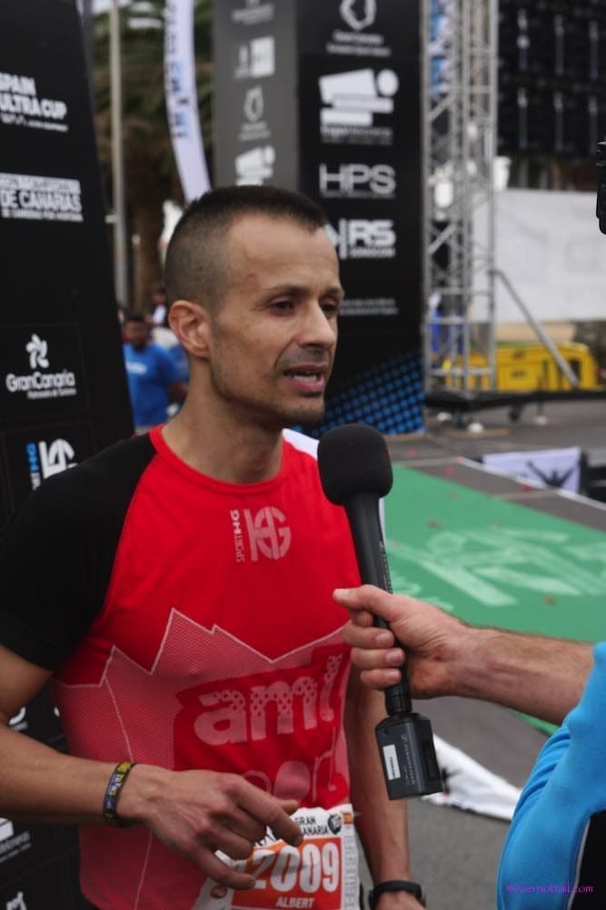 Maraton Transgrancanaria 201713