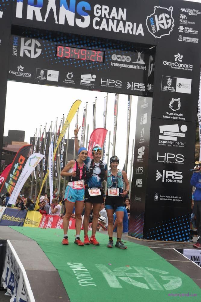 Maraton Transgrancanaria 201715