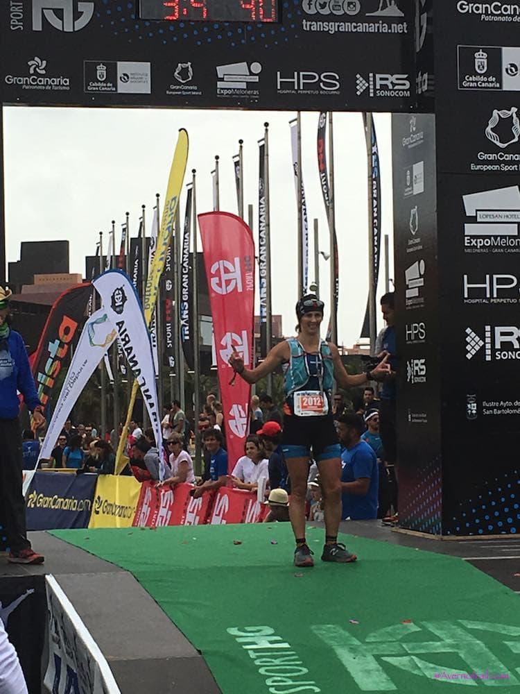 Maraton Transgrancanaria 201750
