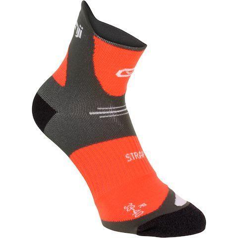 KALENJI calcetines Strap gris