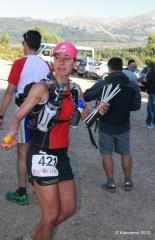 Mar Ferreras ganadora del GTP 80km 2012