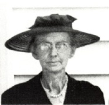 Miss Alma Lee