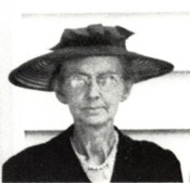 Miss Alma Lee
