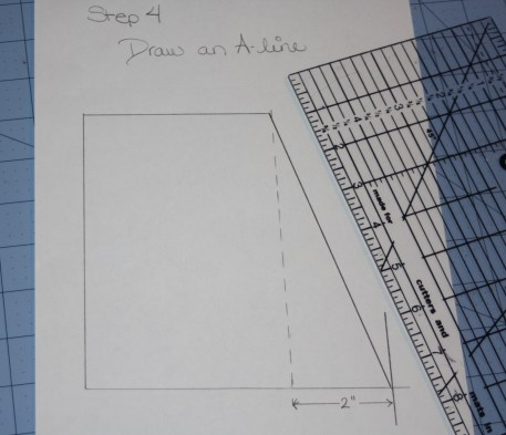 Avery Lane Blog: how to draft a simple swim skirt tutorial