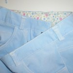 Jeans Sew Along part 3: the waistband