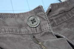How to Sew a Shank when Sewing on a Button