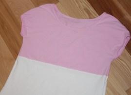 Sew an Ottobre Color Block Tee