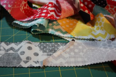Doll Quilt Tutorial Jelly Roll Race 6