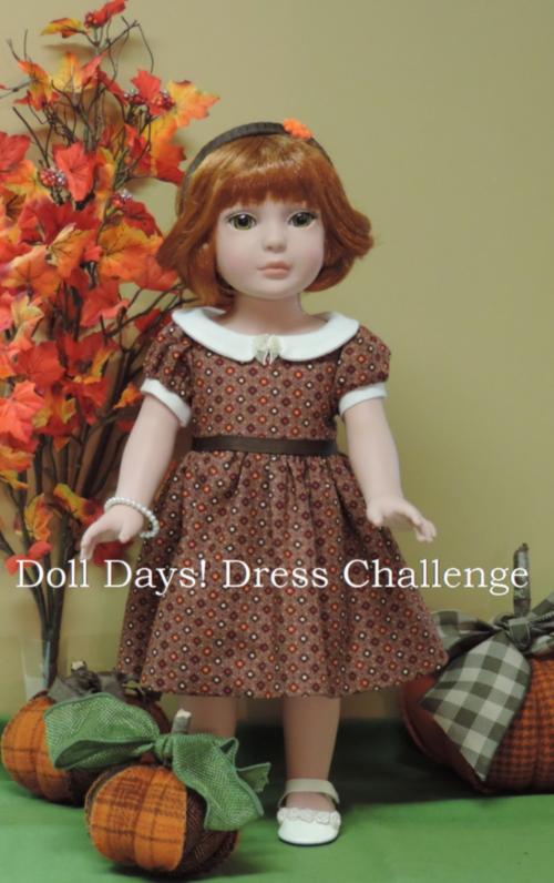 Doll Days! Dress Challenge 12