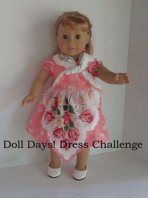 Doll Days! Dress Challenge 13