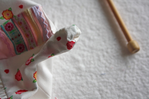 1 Doll Days Modern Jumper pattern sew along 13