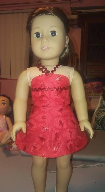 4 Doll Days Skirt Challenge