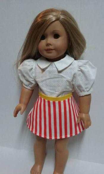 5 Doll Days Skirt Challenge