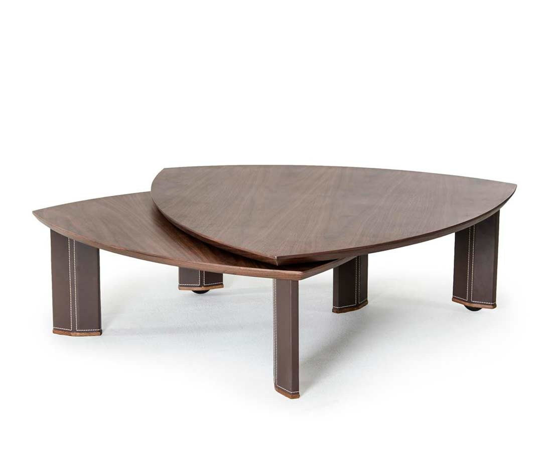 Coffee Tables Images Modern Walnut Coffee Table Vg153 Contemporary