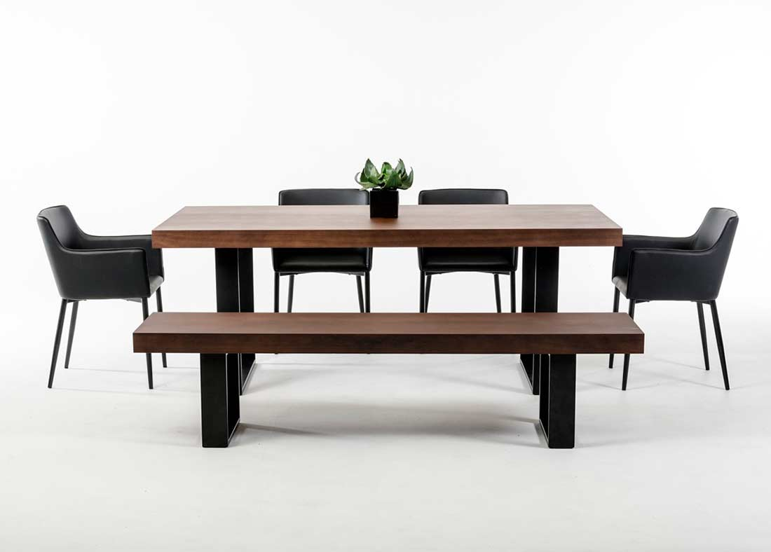 Pictures Of Dining Tables Modern Wenge Walnut Dining Table Vg508 Modern Dining