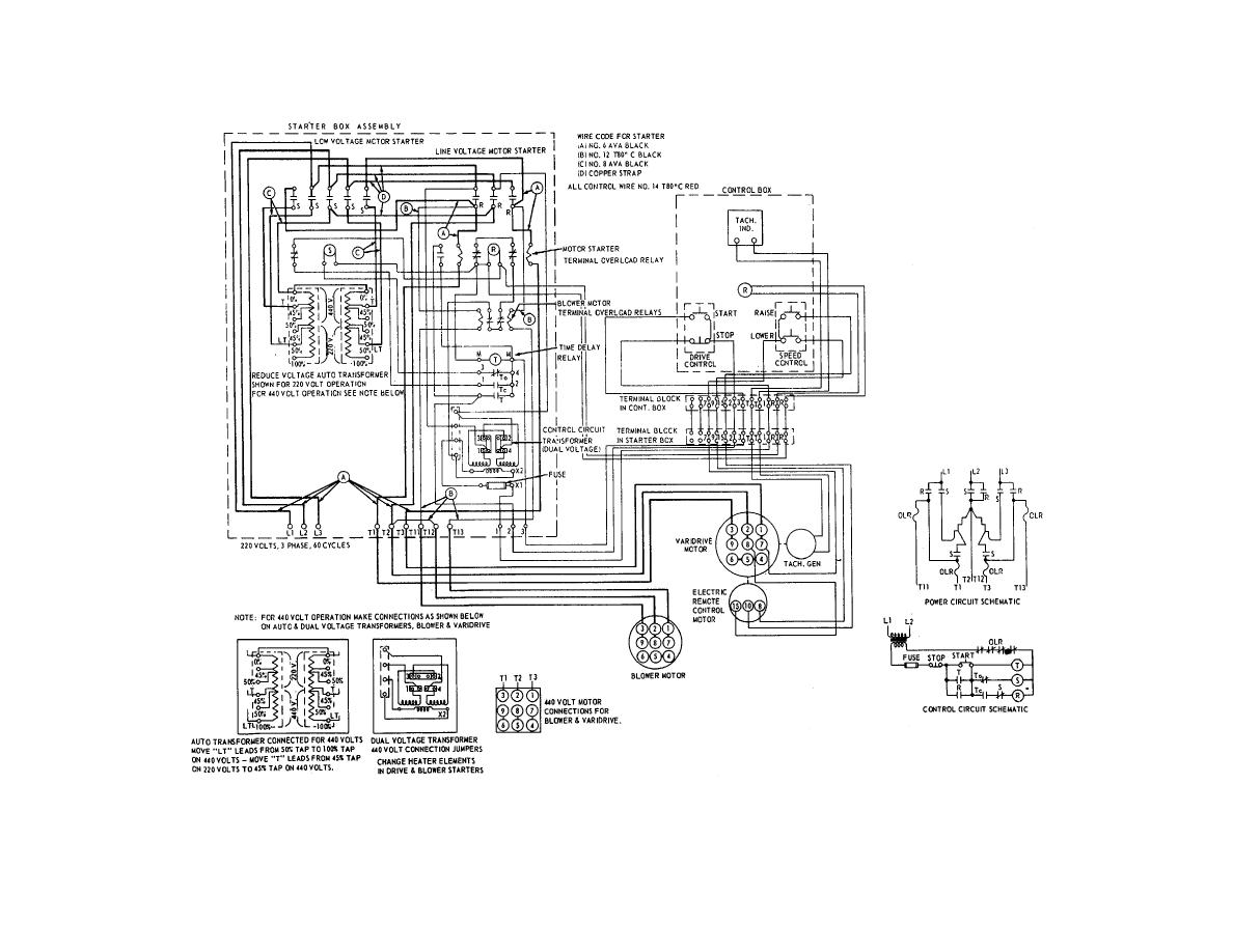 aircraft inter wiring diagram