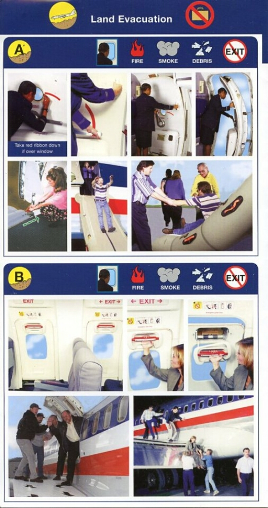 Aviation Aircraft Airline Safety Cards - American_b737_safety2.jpg - Airbus