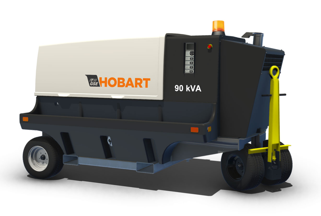 Diesel Generator Canada Hobart Aviation Ground Equipment Corp