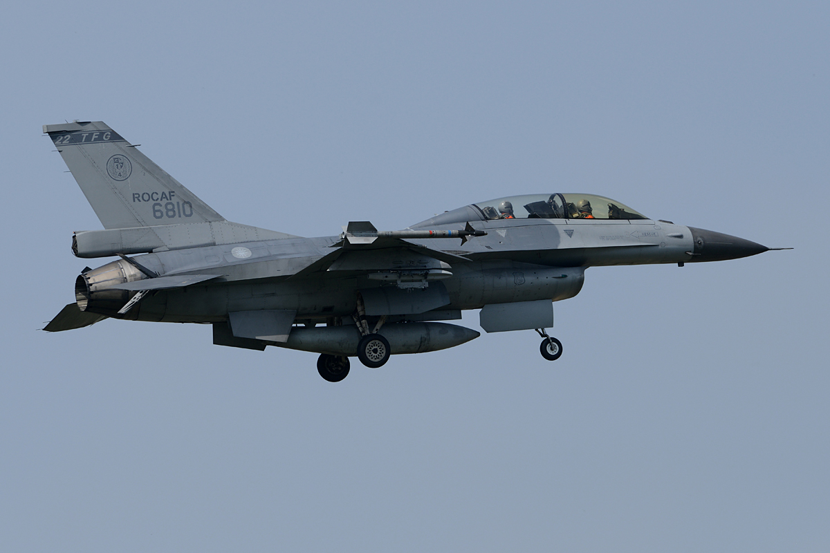 Republic Of China Air Force The Tigers Of Formosa