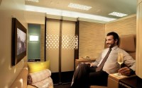 ETHIAD Airways above First Class