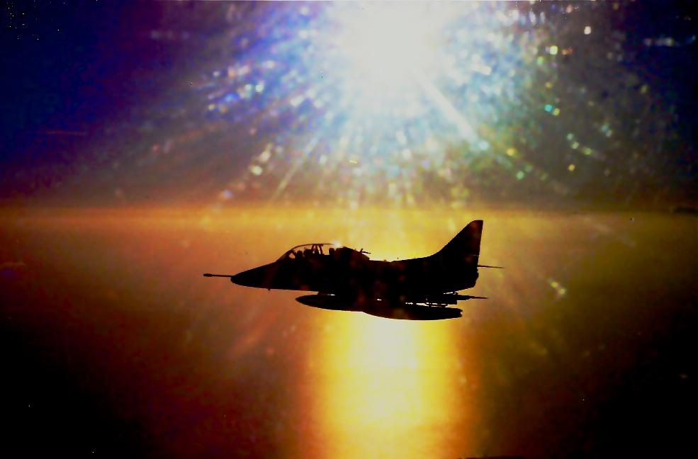 The Old Venerable Skyhawk