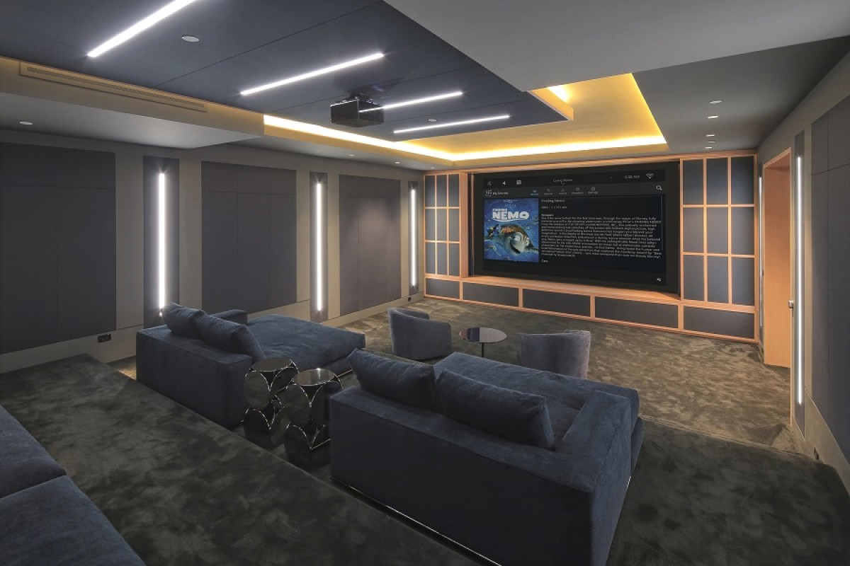 4 Steps To Designing The Ultimate Home Theater System Blog