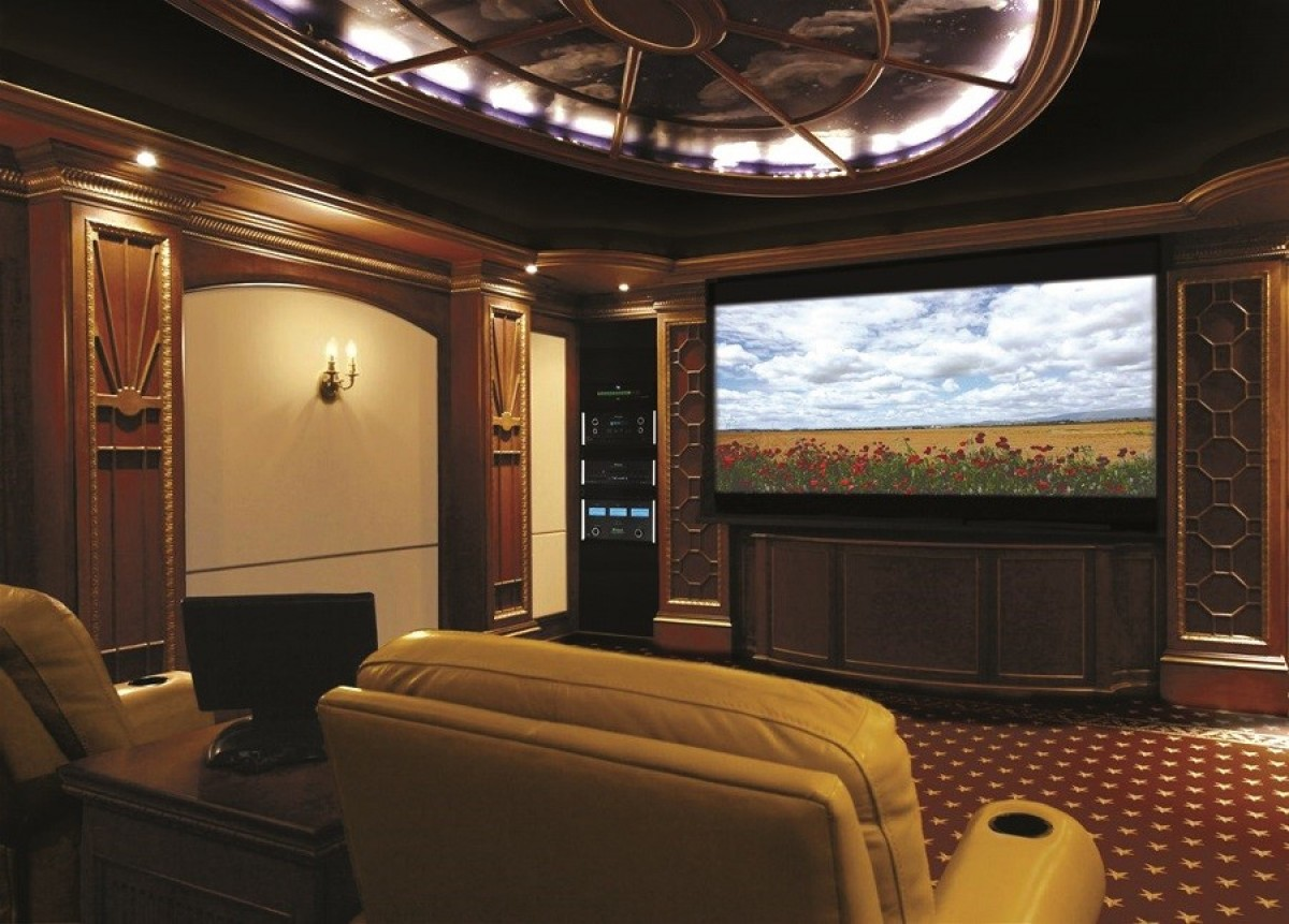 Home Theater Design Guide Choosing The Perfect Screen Blog