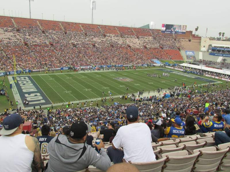 Los Angeles Memorial Sports Arena And Coliseum Seating Chart - Best