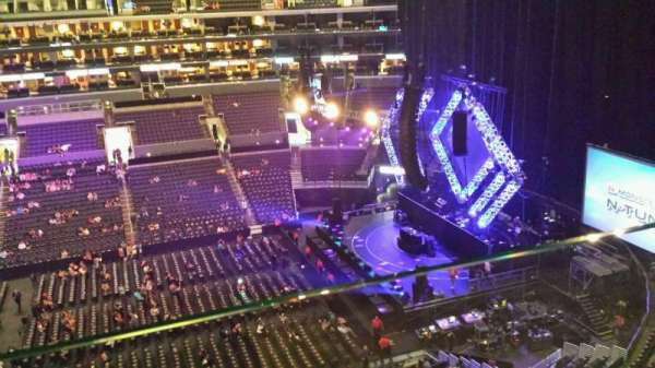 Staples Center, section 301, home of Los Angeles Kings, Los Angeles