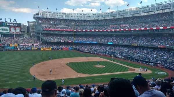Yankee Stadium, section 226, home of New York Yankees, New York City FC