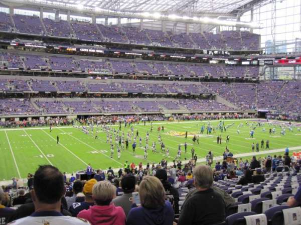 US Bank Stadium, home of Minnesota Vikings
