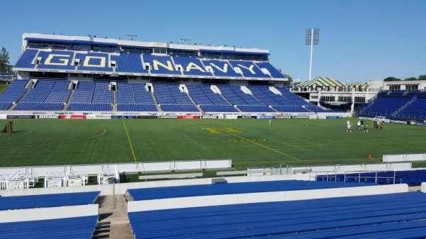 Navy-Marine Corps Memorial Stadium, section 6, home of Navy