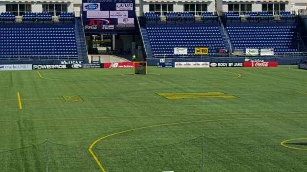 Navy-Marine Corps Memorial Stadium, section C, home of Navy