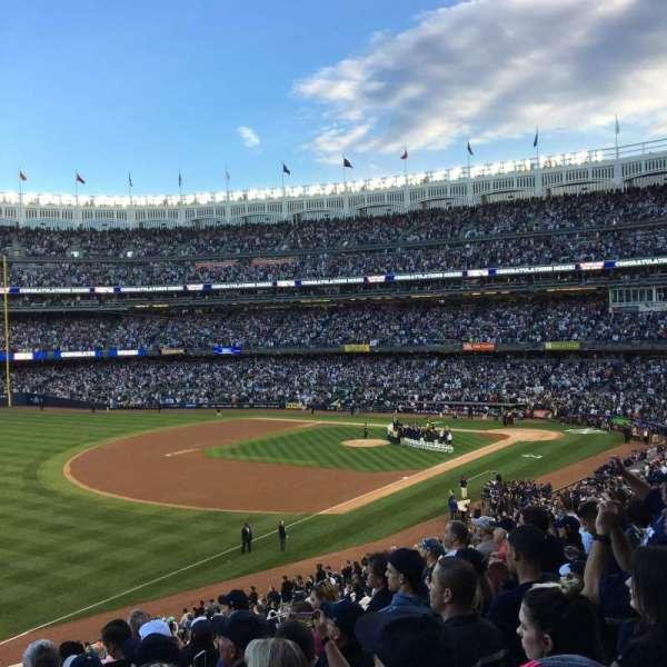 Yankee Stadium, section 229, home of New York Yankees, New York City FC