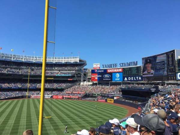 Yankee Stadium, section 208, home of New York Yankees, New York City FC