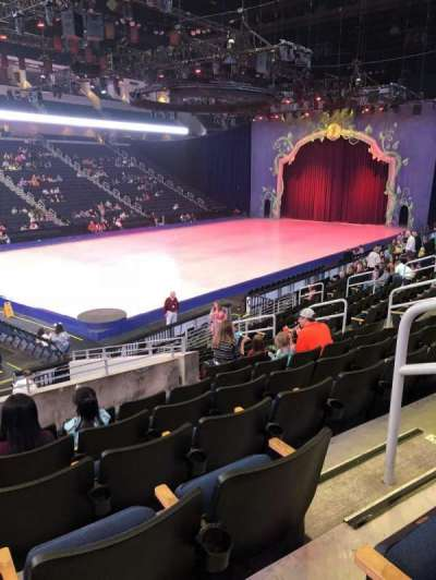 Seat view reviews from infinite energy arena, home of Atlanta