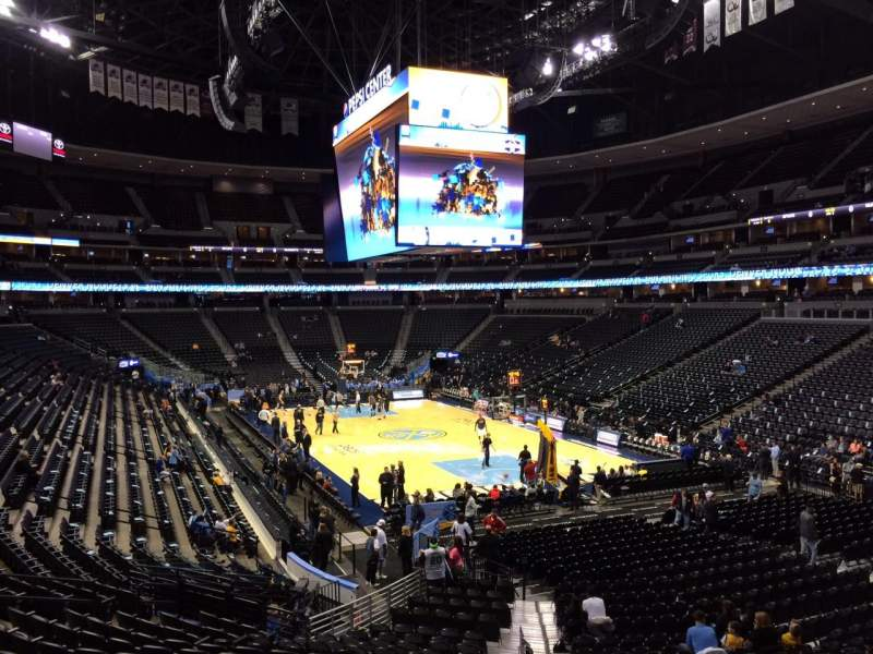 St Louis Blues Iphone Wallpaper Pepsi Center Section 116 Row 22 Seat 18 Denver Nuggets