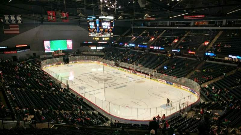 Van Andel Arena, home of Grand Rapids Griffins, Grand Rapids Rampage