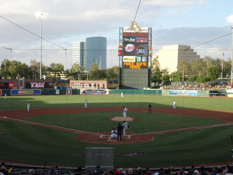 Team Sky Iphone Wallpaper Photos Of The Sacramento River Cats At Raley Field
