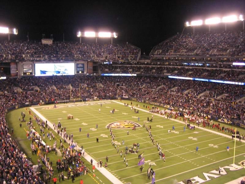 New York Iphone Wallpaper M Amp T Bank Stadium Section 518 Home Of Baltimore Ravens