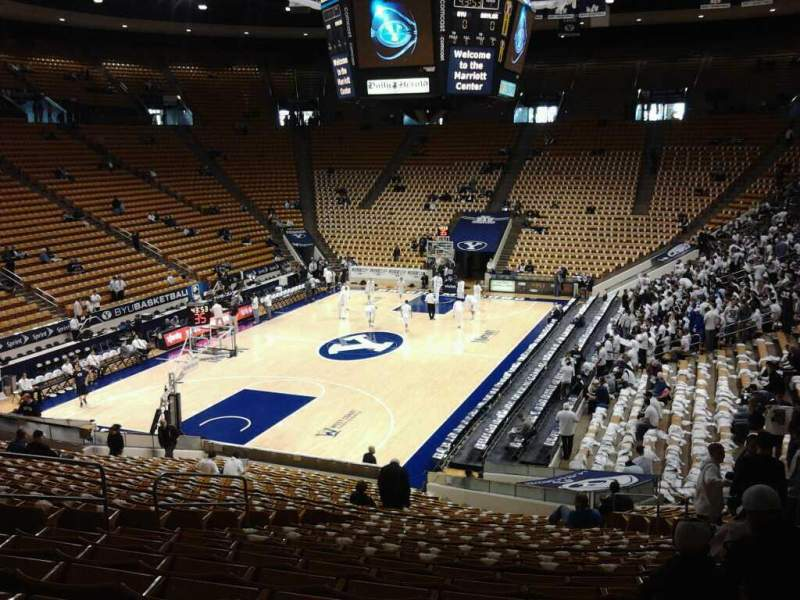 Girls Day Wallpaper Marriott Center Home Of Byu Cougars