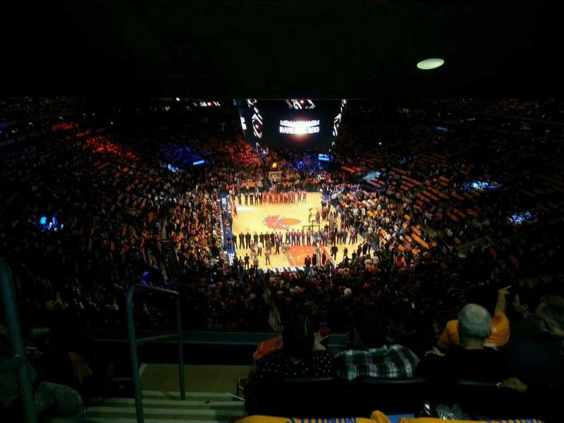 Knicks Iphone Wallpaper Madison Square Garden Section 416 Home Of New York