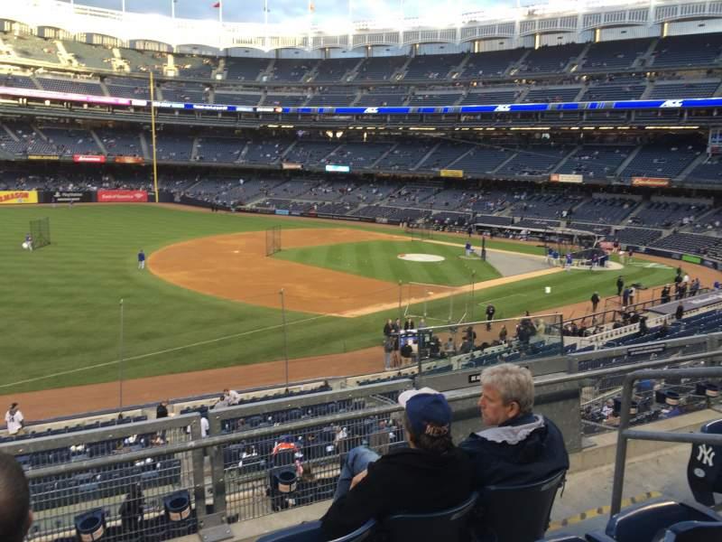 New York Yankees Wallpaper For Iphone 5 Yankee Stadium Section 228 Row 2 Seat 5 New York Yankees