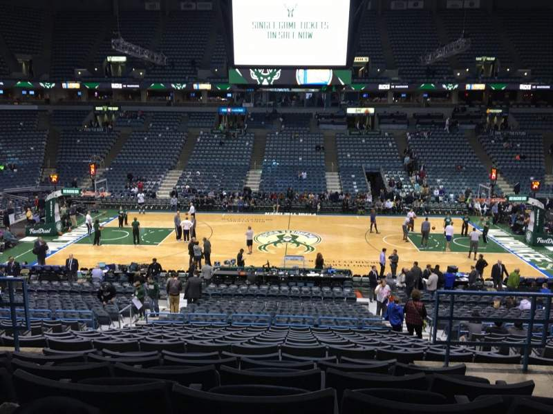 bucks seating chart bradley center - Denmarimpulsar