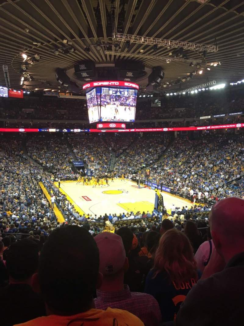 Atlanta Hawks Iphone 6 Wallpaper Oracle Arena Section 109 Row 25 Seat 8 Golden State