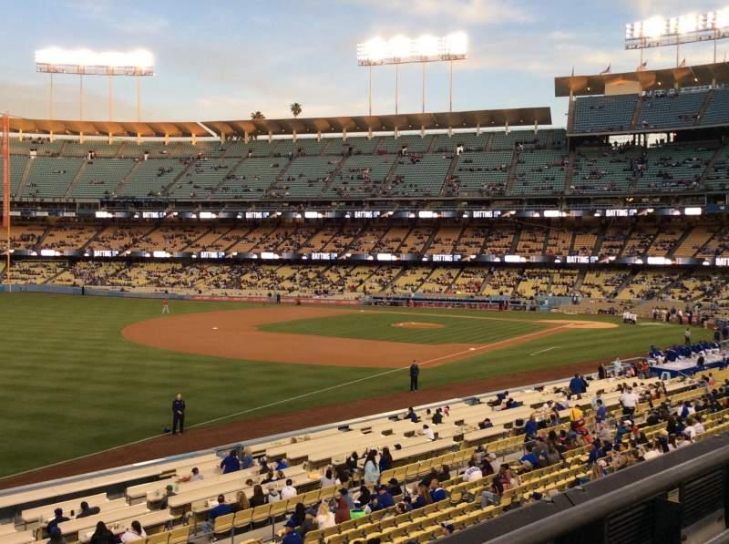 La Dodgers Iphone Wallpaper Dodger Stadium Section 157lg Row F Seat 7 Los Angeles